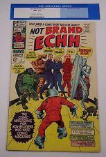 NOT BRAND ECHH #1 WAS CGC NM- 9.2 VERY HIGH GRADE
