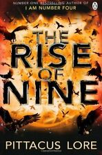 The Rise of Nine: Lorien Legacies Book 3 by Pittacus Lore (Paperback, 2013)