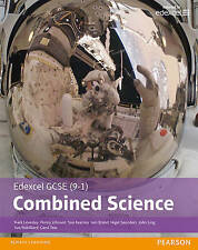 Edexcel GCSE (9-1) Combined Science Student Book by Carol Tear, Iain Brand,...