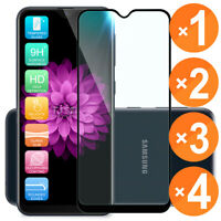 """For [Samsung Galaxy A10E 5.8""""] Full Coverage Tempered Glass Screen Protector"""