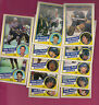 1984-85 OPC BUFFALO SABRES NRMT CARD LOT  (PERREAULT + SAUVE) (INV#1147)