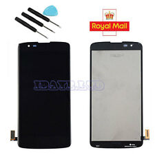 For LG K8 K350N K350E K350DS LCD Display Touch Screen Digitizer Replacement