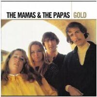 "THE MAMAS & THE PAPAS ""GOLD"" 2 CD NEW+"