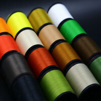 16 Colors 6/0 Fly Tying Thread 16colors Lightly Waxed Polyester Filaments Thread