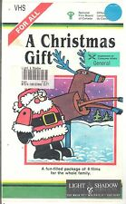 A Chrismas Gift: National Film Board of Canada [VHS TAPE]