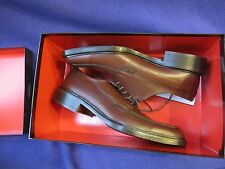 New Mens Coach Malone Shoes Calf Leather Oxford Lace Up NEW IN BOX 9.5 M Italy