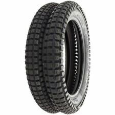 Shinko SR241 Trail Tire Set - Honda CT90/110/200 CL125A - Tires Only