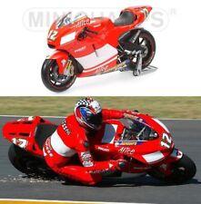 NEUF 1/6 Moto Minichamps Ducati Desmosedici BAYLISS 2004 motogp RARE ! MIB