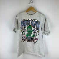 1992 Toronto Maple Leafs Vintage Salem T-shirt Size XL Gray Mlb Baseball