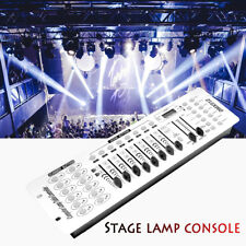 More details for 192 ch stage light controller console dmx 512 party dj disco ktv lighting party