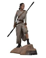 SIDESHOW COLLECTIBLES STAR WARS THE FORCE AWAKENS REY PREMIUM FORMAT FIGURE