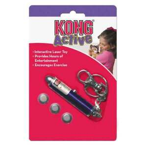 KONG Laser Toy for Cats, Interactive Laser Toy