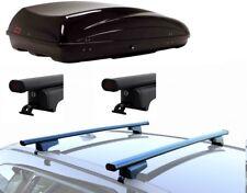 BOX G3 PORTATUTTO HELIOS 400+BARRE PORTAOGGETTI G3 PEUGEOT 508 SW RAILS