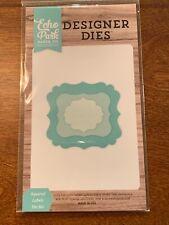 "Echo Park Paper Co. Designer Dies ""Squared Labels"" EPPDIE1038 New"