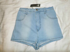 Brand New With Tags Who Am Eye Vintage Denim Shorts Size 8-10