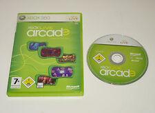 Xbox Live Arcade - Compilation Disc - PAL - Microsoft Xbox 360