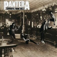 Pantera - Cowboys from Hell [New CD]