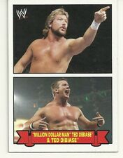 2012 WWE HERITAGE - FAMILY HISTORY - MILLION DOLLAR MAN & TED DiBIASE - #2