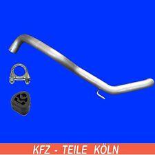 VW LT 28-35 II 2.5 TDI Exhaust Pipe (Wheelbase 118 1/8IN) + Assembly Kit