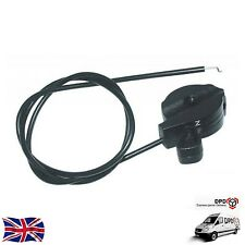 THROTTLE/CHOKE CABLE & LEVER KIT FOR FLYMO  PETROL HOVER MOWER L47 L470