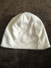 Ralph Lauren Baby One Size White Newborn Hat