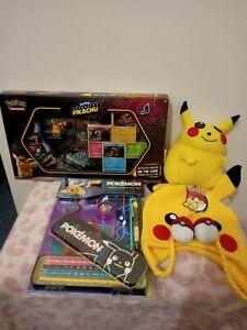 Pokémon Pikachu Toys Bundle