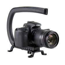 Professional C shaped Stabilizer Camera Handle for GoPro, iPhone + DSLR