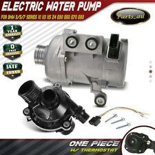 Electric Water Pump w/ Thermostat for BMW 3 Series E90 E91 E92 E93 5 Series E60