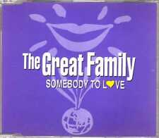 The Great Family - Somebody To Love - CDM - 1995 - Italodance 4TR MBRG Salsotto