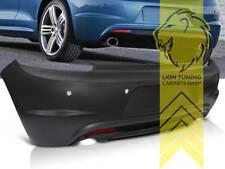 Heckstoßstange Heckschürze für VW Scirocco 3 R Optik für PDC