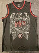 Metal Mulisha X Slayer Jersey Men's Medium-Nwt