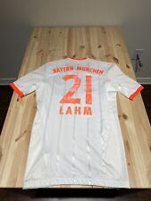Lahm Bayern Munich Techfit Soccer Jersey