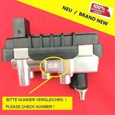 Turbolader Steuergerät  VOLVO C30 C70 S40 S60 V50 S80 6NW009228  G-40  NEU NEW !