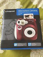 Polaroid Pic 300 Instant Camera - Red