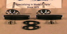 1928 and 1929 Model A Ford Pickup Outside Door Handle Package Also 26-27 Model T