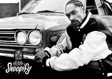 Snoop Dogg Rapper Poster #6 - Rapper - Music icon - A3 - 420mm x 297mm
