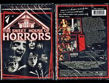 The Sweet House of Horrors - Lucio Fulci - Brand New Rare, Out Of Print DVD