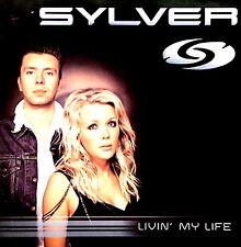 CDM - Sylver - Livin' My Life (EURO TRANCE) NUEVO OYELO - MINT LISTEN