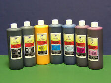7x500ml Bottles of InkOwl Compatible Ink for EPSON Stylus Pro 4000 7600 9600
