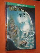 MARTIN MYSTERE- ALFREDO CASTELLI- INTEGRALE -N°5- il teschio - CARTONATO- HAZARD