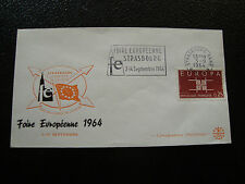 FRANCE - enveloppe 3/9/1964 (foire europeenne 1964) (cy23) french (A)