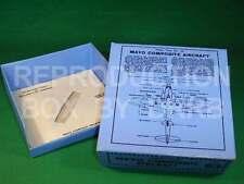 DINKY # 63 Mayo AEREI composito – riproduzione Box da drrb
