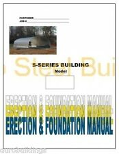 "Duro DIY ""S-Style Arch Steel Building Kit"" Metal Buildings Construction Manual"