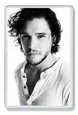 Kit Harington 001 (Jon Snow, Game of Thrones) Fridge Magnet *Great Gift*