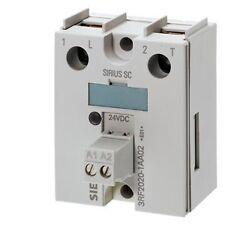 3rf2050-1aa22 siemens semi-conducteurs relais 1 souvent 3rf2 baubreite 45mm, 50a 24-230v