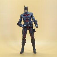 "DC Direct Batman Arkham City The Dark Knight batman action FIGURE w gun 6"""