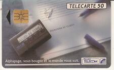 France télécarte 50  Alphapage
