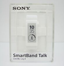 Sony SmartBand Talk SWR30 - White - Retail Packaging