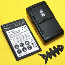 For AT&T LG Phoenix 3 III M150 Battery 3220mAh 3.85V + External Charger Winder