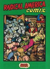 Robert Crumb - Radical America Comix (Z1), Melzer